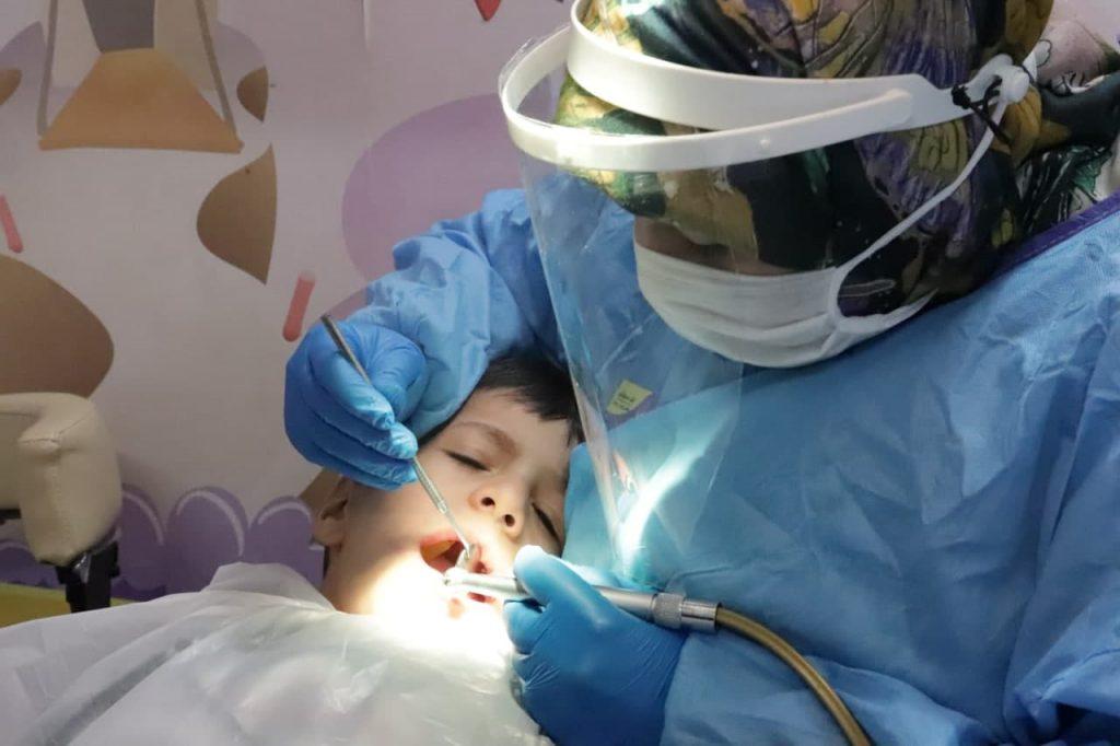 دندانپزشکی کودک مشهد